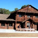 """""""Old Grand Canyon Depot"""" by rayjacque"""