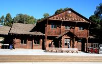 Old Grand Canyon Depot