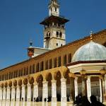 """Umayad Mosque-Damascus II"" by Waseem"