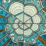 """Geometric 1"" by anamilenatamara"