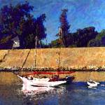 """Boats on the River"" by Aesthete"