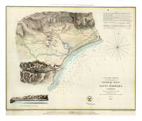 US Coast Guard Survey Map 1853