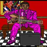 """""""Civil Rights_music BB a young man 22222smoothdudef"""" by Briggs"""