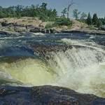 """Burleigh Falls Cascade"" by DMHImages"