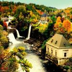 """Ausable Canyon, NY"" by Dwiggs"