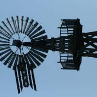 Windmill at Sagamore Hill Art Prints & Posters by NorJon