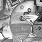 """""""One Good Martini"""" by JulieMHolloway"""