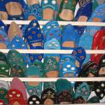 """morocco slippers 001"" by yvonneayoub"