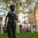 """Charlie Chaplin - The Little Tramp"" by simonevanbergen"