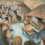 """Piano Recital"" by joannasteege"