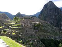 inca's lost city