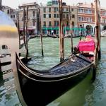 """Gondola in Venice"" by dallaspoore"