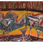 """my martini bar"" by JulieMHolloway"
