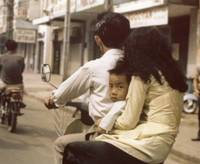 Child in Saigon, 1970