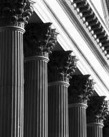Customs House Columns No. 1