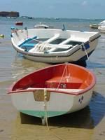 Boats; Cadiz, Spain