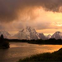 """The Tetons Mount Moran"" by pbk"