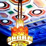 """""""Courthouse Chandelier"""" by Lenora"""