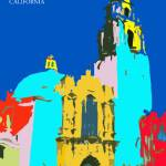 """Balboa Park San Diego Art Print by Riccoboni"" by RDRiccoboni"