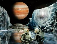 Europa  Expedition