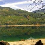 """Lake Cle Elum In Fall #1"" by budo"