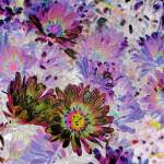 """""""Abstract Flowers"""" by OregonArtGuy"""