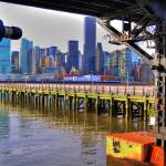 """""""The View From the LIC Bridge"""" by funkydive"""
