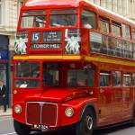 """London Bus"" by dcotton42"