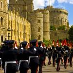 """Changing of the Guard - Windsor Castle"" by dcotton42"