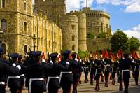 Changing of the Guard - Windsor Castle