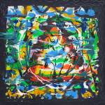 """Bodhidharma"" by Rafa"