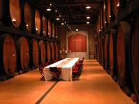 Merryvale Winery Cask Room