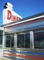 Route 40 Diner, Greenfield, Indiana