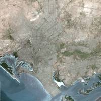 Karachi (Pakistan) : Satellite Image