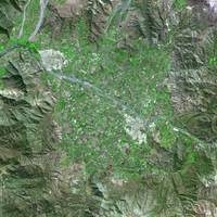 Los Andes (Chile) : Satellite Image