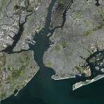 """New York (United States) : Satellite Image"" by astriumgeo"