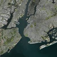 New York (United States) : Satellite Image