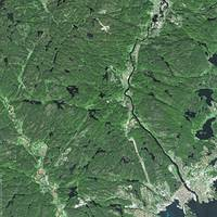 Kristiansand (Norway) : Satellite Image