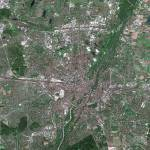 """Munich (Germany) : Satellite Image"" by astriumgeo"