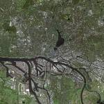 """Hamburg (Germany) : Satellite Image"" by astriumgeo"