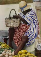 Caribbean Fruit Seller