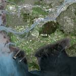 """Vancouver (Canada) : Satellite Image"" by astriumgeo"
