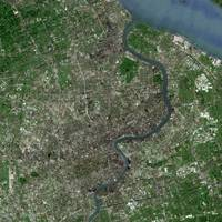 Shangai (China) : Satellite Image