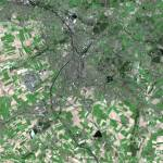 """Douai (France) : Satellite Image"" by astriumgeo"