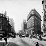 """Market Street viewing West, San Francisco"" by worldwidearchive"