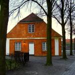 """The Orange Hut"" by picrad"