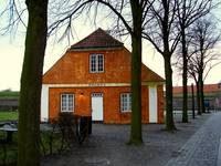 The Orange Hut