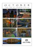 October at The Inn at Cedar Falls