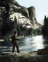 John Muir in Yosemitee Valley