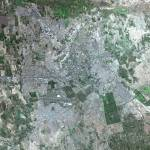"""Marrakech (Morocco) : Satellite Image"" by astriumgeo"